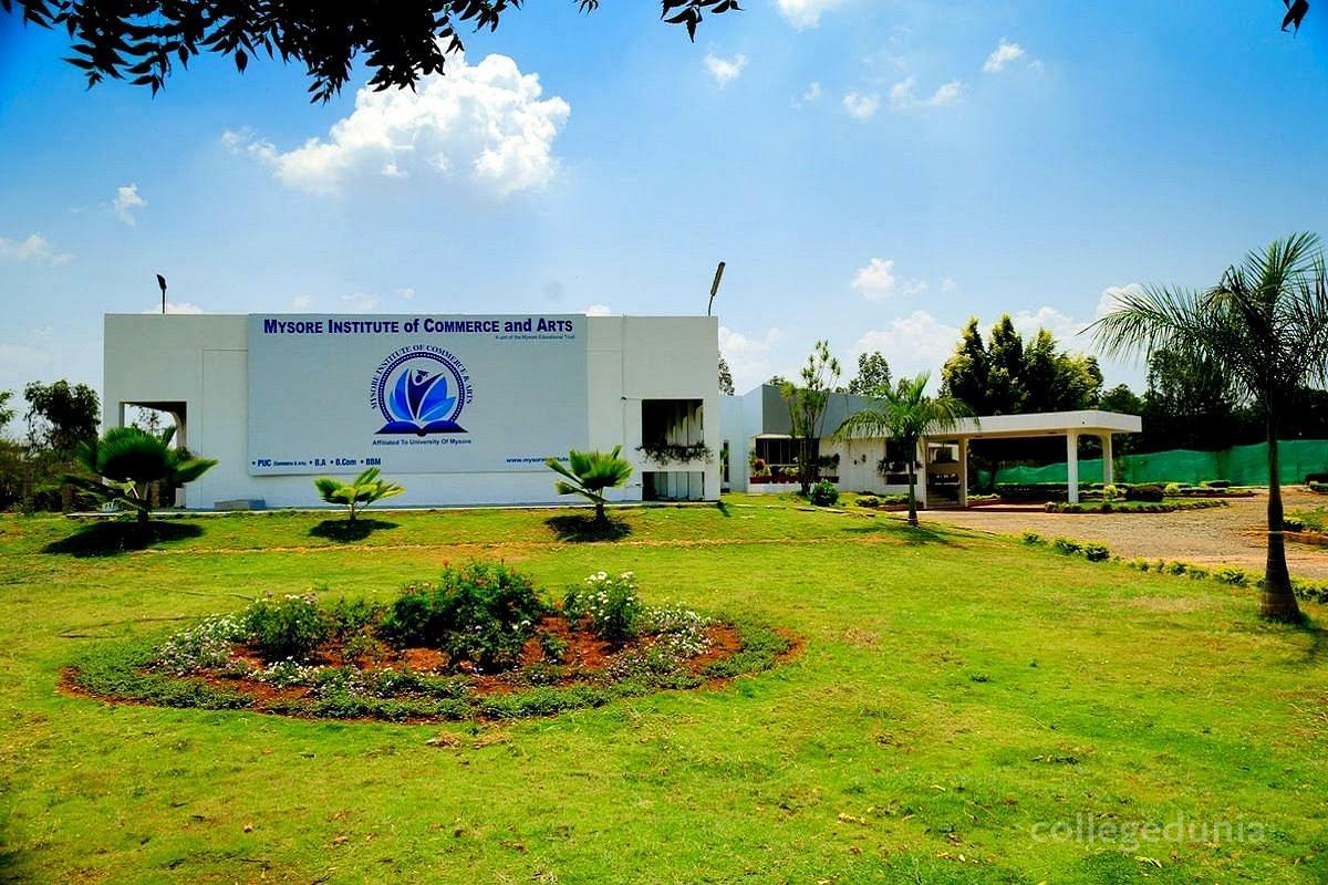 Mysore Institute of Commerce and Arts - [MICA]