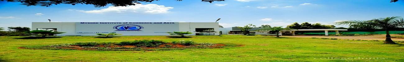 Mysore Institute of Commerce and Arts - [MICA], Mysore