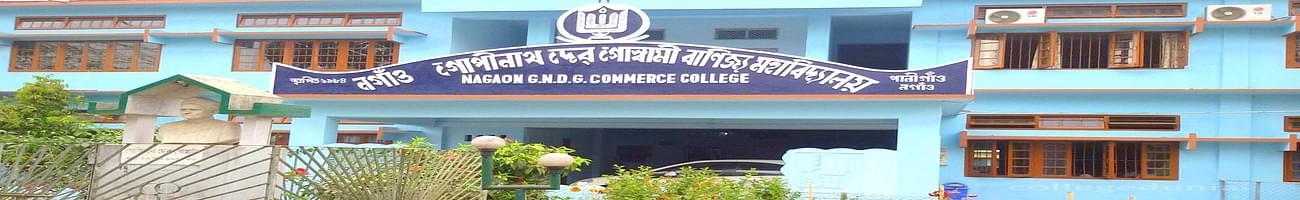 Nagaon GNDG Commerce College, Nagaon