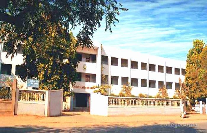 Nalini-Arvind and T.V. Patel Arts College