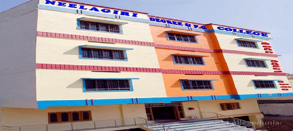 Neelagiri Degree College