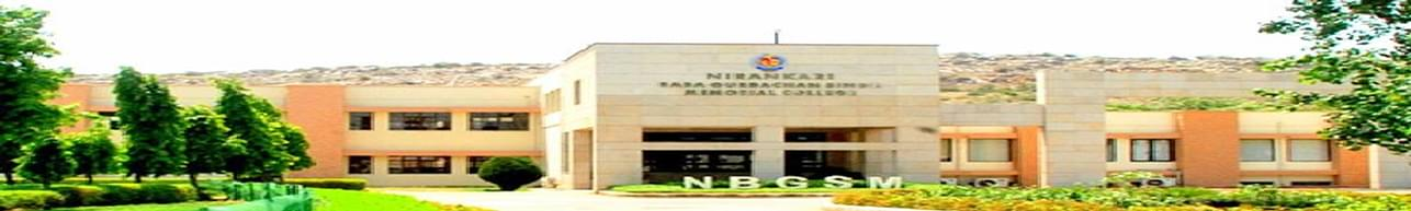 NBGSM College, Sohna - Courses, Fees, Admissions 2019-2020