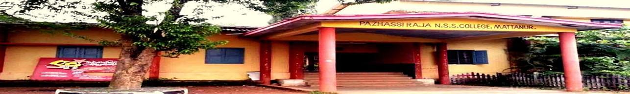Pazhassi Raja NSS College - [PRNSS] Mattanur, Kannur