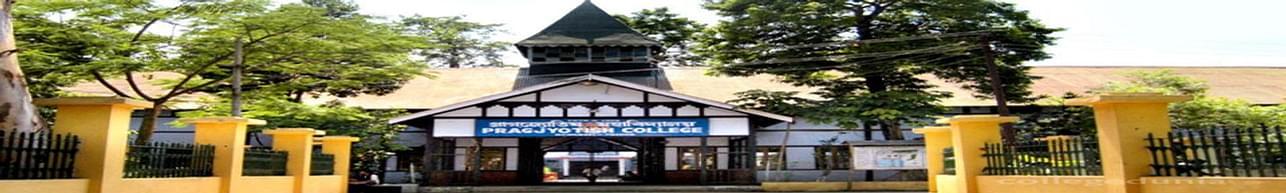 Pragjyotish College, Guwahati