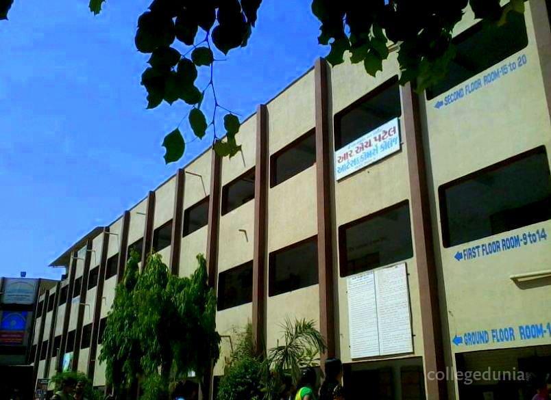 RH Patel Arts and Commerce College