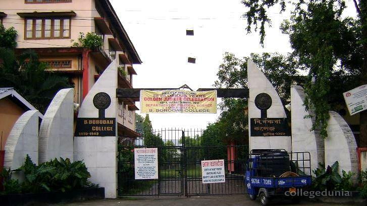 B. Borooah College