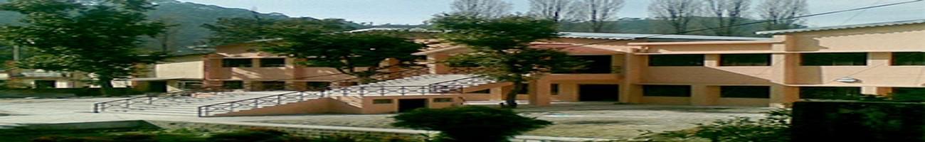 Radhey Hari Government Post Graduate College, Udham Singh Nagar