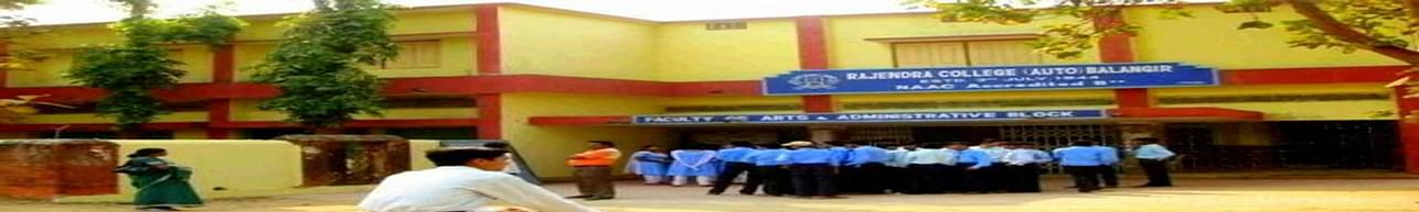 Rajendra College, Balangir