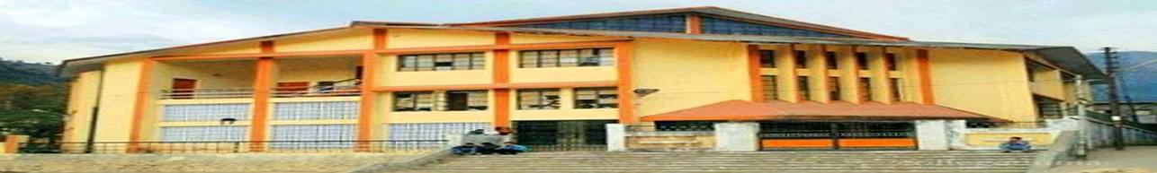 Ram Chandra Uniyal Government Post Graduate College, Uttarkashi - Course & Fees Details