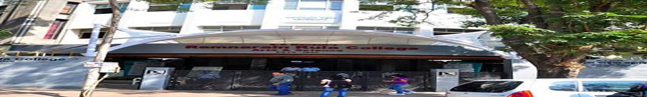 Ramnarain Ruia Autonomous College, Mumbai - Course & Fees Details