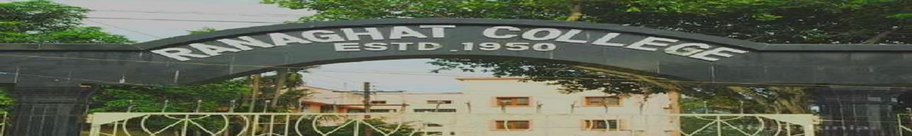 Ranaghat College, Nadia - Course & Fees Details