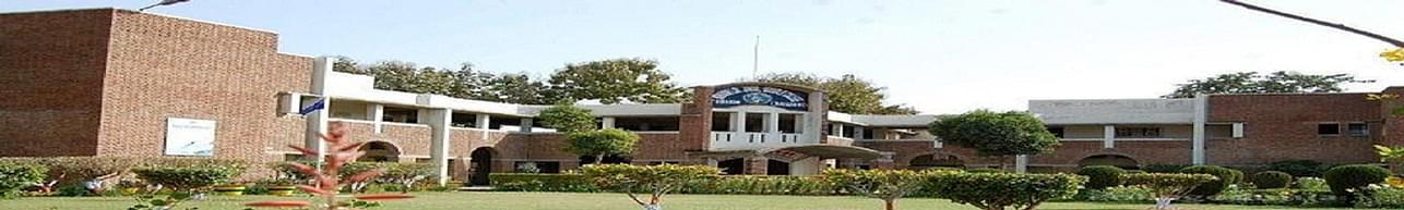 BL Jindal Suiwala College, Bhiwani - Course & Fees Details