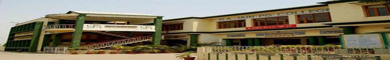 SA Jain College, Ambala