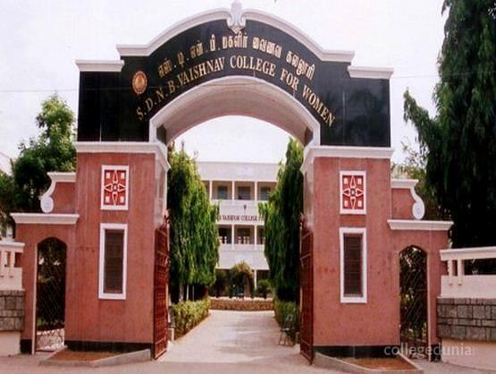 SDN Bhatt Vaishnav College for Women