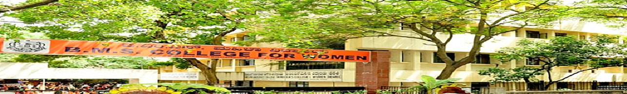 BMS College for Women - [BMSCW], Bangalore - Course & Fees Details