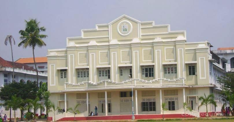Sacred Heart College - [SH]