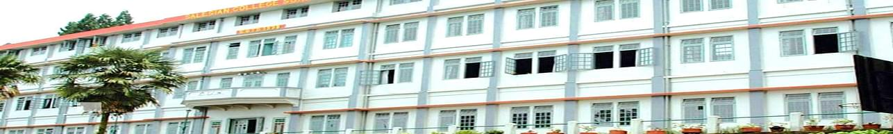 Salesian College, Darjeeling - Course & Fees Details
