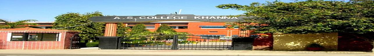 AS College, Khanna - Hostel Details
