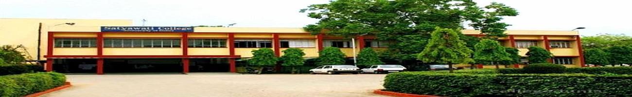 Satyawati College, New Delhi