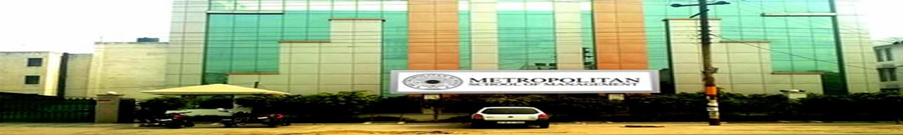 Metropolitan School of Management- [MSM], New Delhi