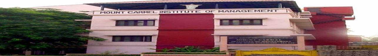 Mount Carmel Institute of Management - [MCIM], Bangalore