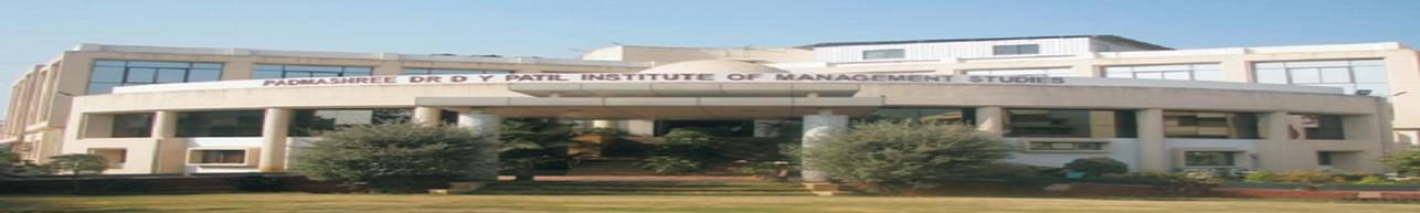 Dr. D.Y. Patil Institute of Management Studies - [DYPIMS] Akurdi, Pune
