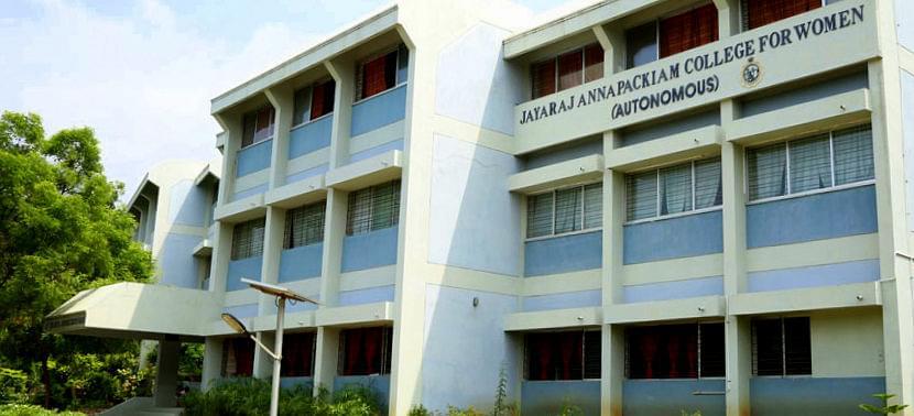 Jayaraj Annapackiam College for Women
