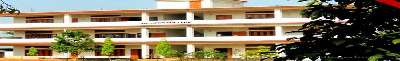 Sonapur College, Guwahati