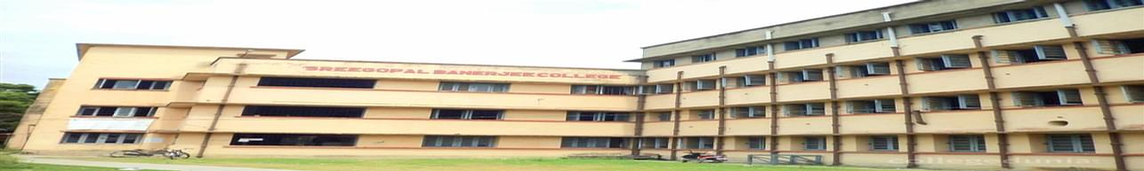 Sree Gopal  Banerjee College - [SGBC], Hooghly - Course & Fees Details