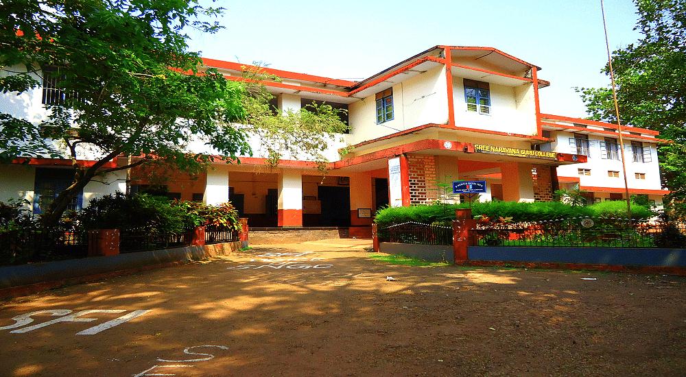 Sree Narayana Guru College Chelannur - [SNGC]
