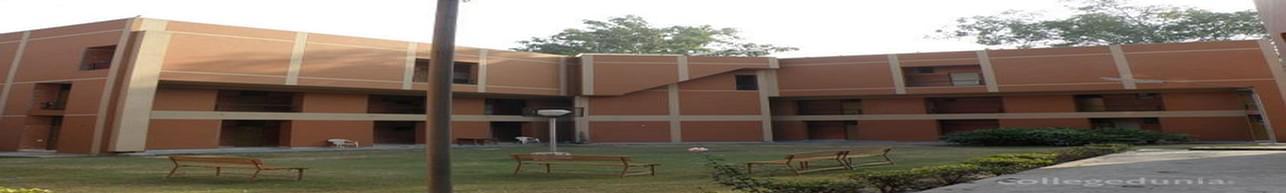 Indian Statistical Institute - [ISI], New Delhi