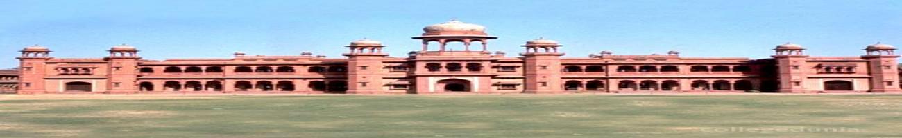 St John's College, Agra