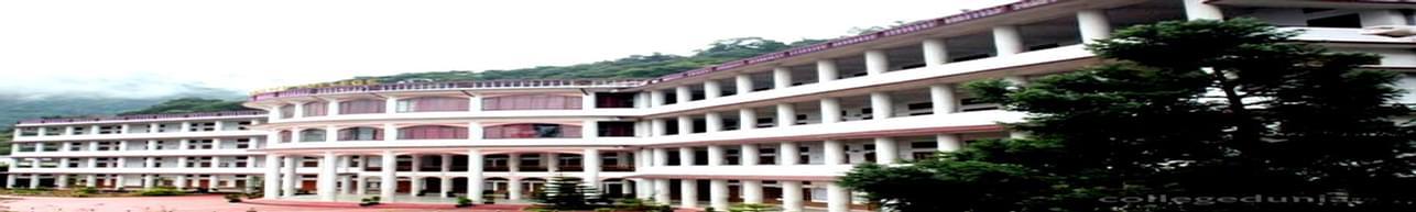 St Joseph's College, Kohima