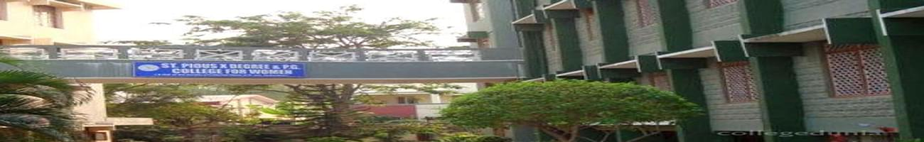 St Pious Degree College for Women, Hyderabad