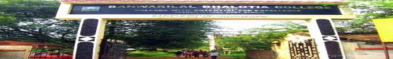 Banwarilal Bhalotia College, Asansol - List of Professors and Faculty