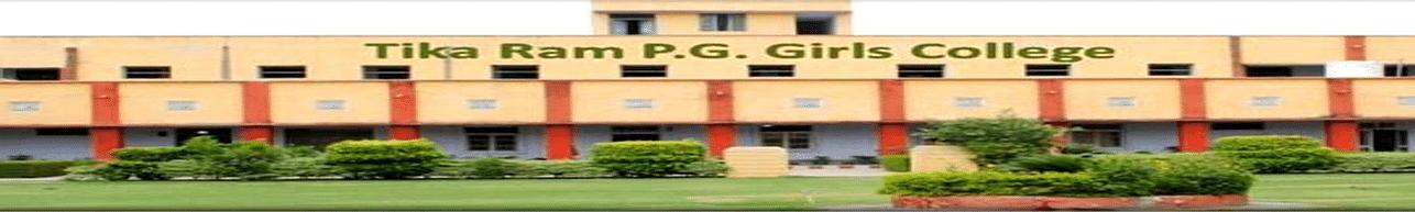 Tika Ram P.G. Girls College, Sonepat