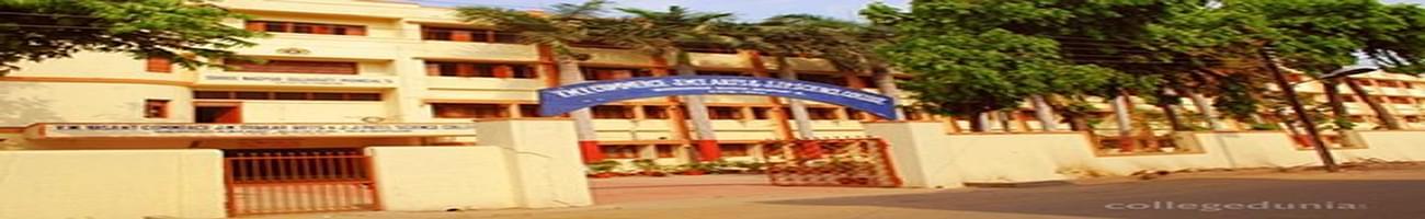 VMV JMT and JJP Science College, Nagpur