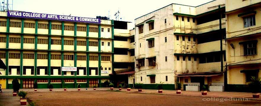 Vikas Night College of Arts Science and Commerce
