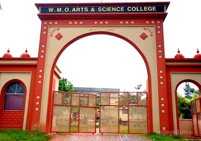 WMO Arts and Science College Muttil
