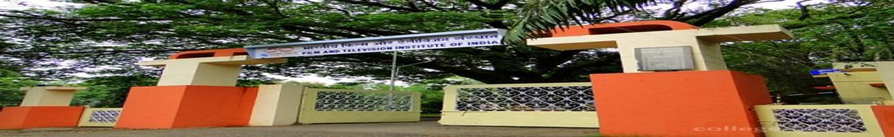 Film and Television Institute of India - [FTII], Pune
