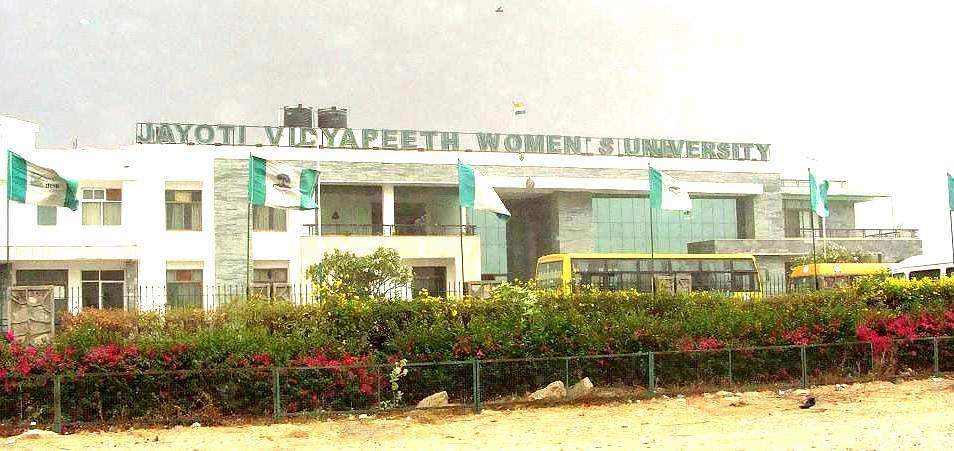 Jayoti Vidyapeeth Women's University - [JVWU]