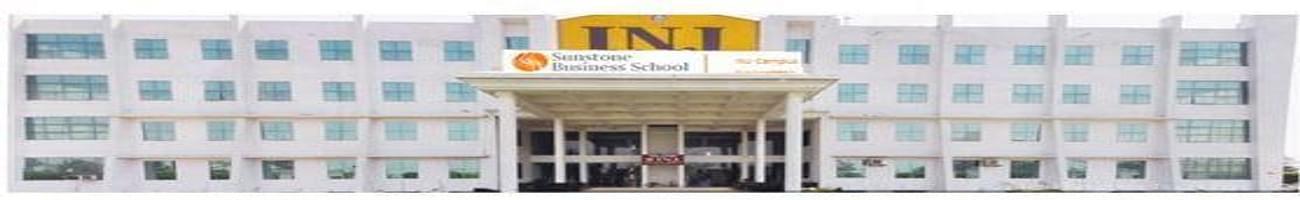 Sunstone Business School, Noida
