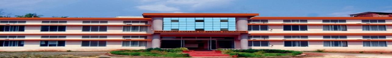 Mar Thoma College of Special Education Badiadka, Kasaragod