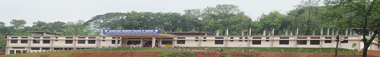 Seventh Day Adventist Nursing College - [SDANC], Ottapalam