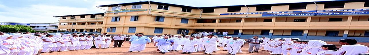 Najath Arts & Science College Nellippuzha, Palakkad - Course & Fees Details