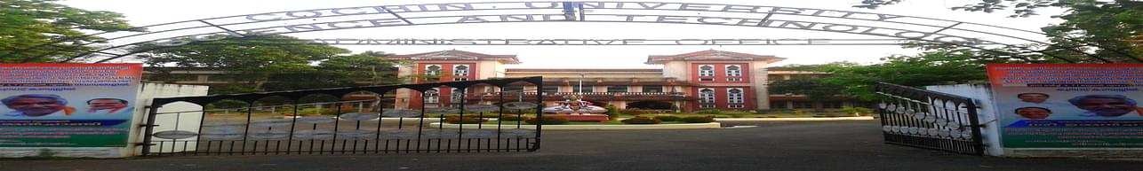 Cochin University of Science and Technology, School of Engineering Thrikkakara, Ernakulam