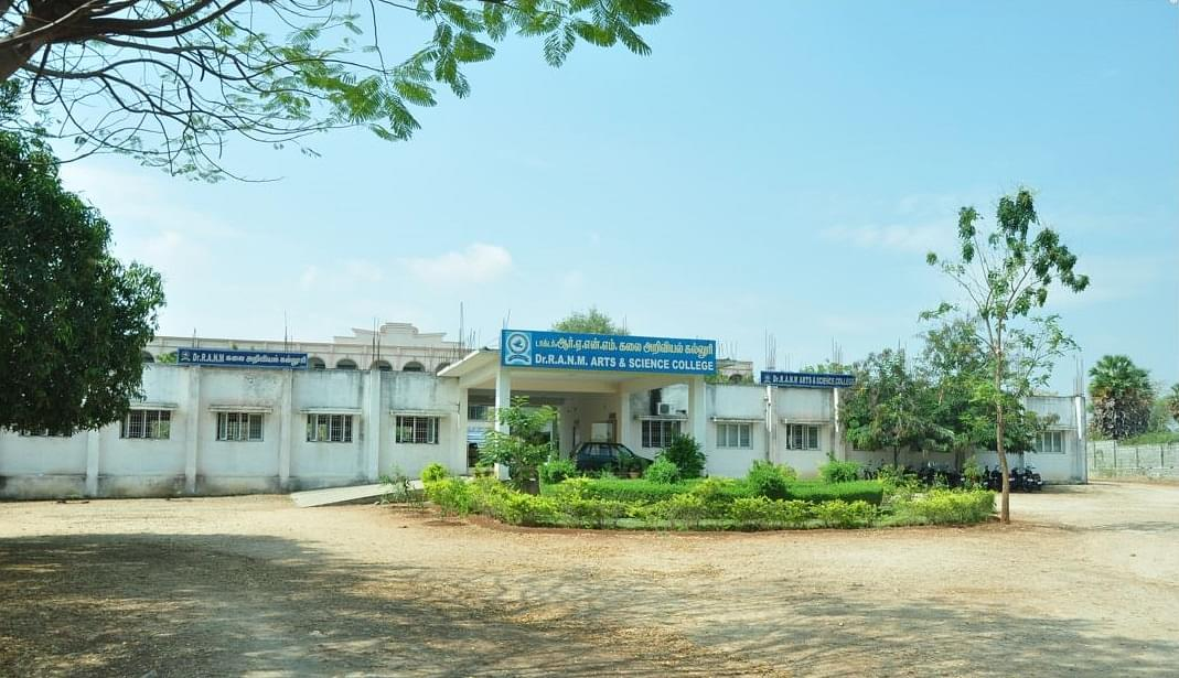 Dr. R.A.N.M Arts and Science College Rangampalayam