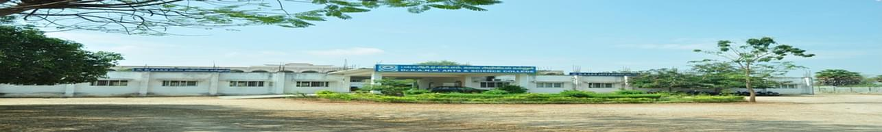 Dr. R.A.N.M Arts and Science College Rangampalayam, Erode