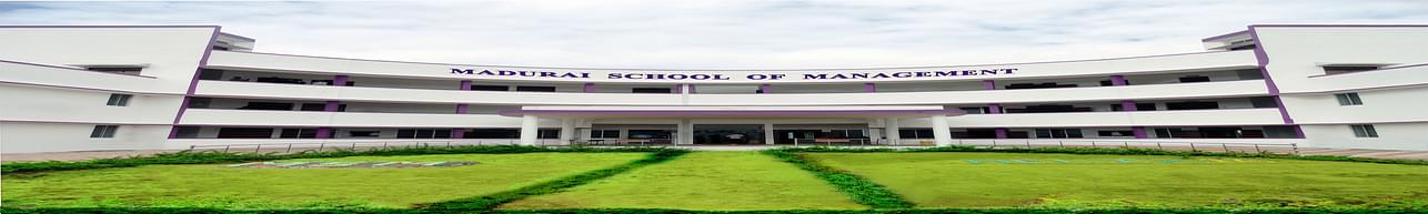 Madurai School of Management, Madurai