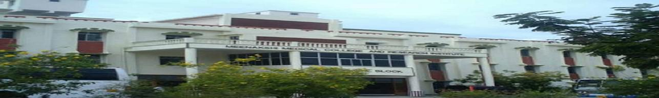 Meenakshi Mission Hospital & Research Center - [MMH], Madurai